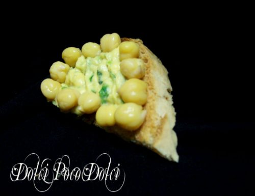 Crema di ceci e patate per crostini ricetta