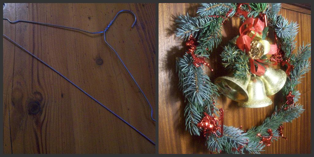 Ghirlanda natalizia - Corone natalizie da appendere alla porta ...