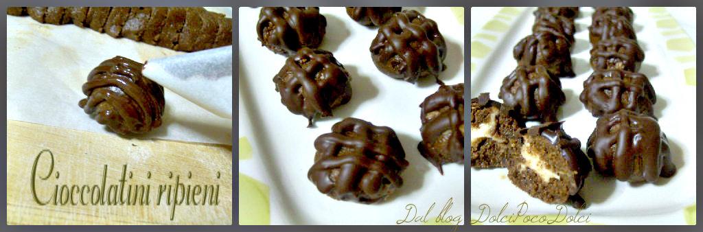 Cioccolatini ripieni 5