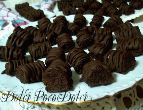 Ricetta cioccolatini