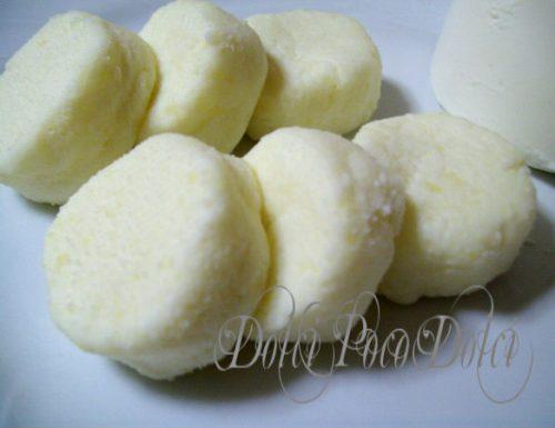 Purè di patate con ricotta