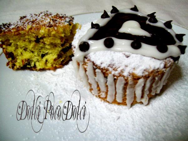 Muffin san valentino ricetta dolce