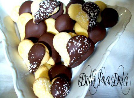 Ricetta Biscotti a cuore