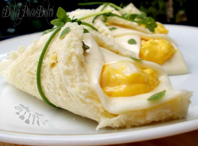 Fabuleux Involtini estivi pane uova e formaggio - Ricetta veloce II11
