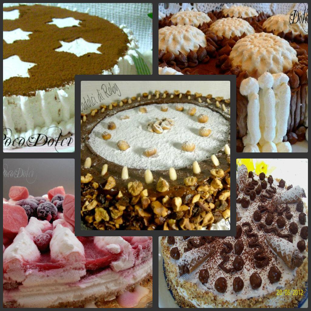 Torte facili e veloci for Ricette torte facili