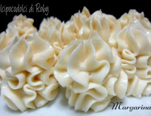 Margarina fatta in casa ricetta vegana
