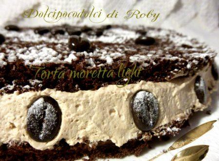 Torta moretta light