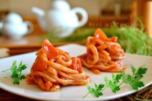 Pici all'aglione