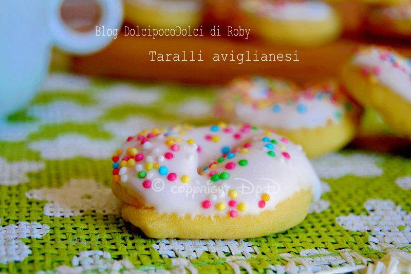 Taralli aviglianesi