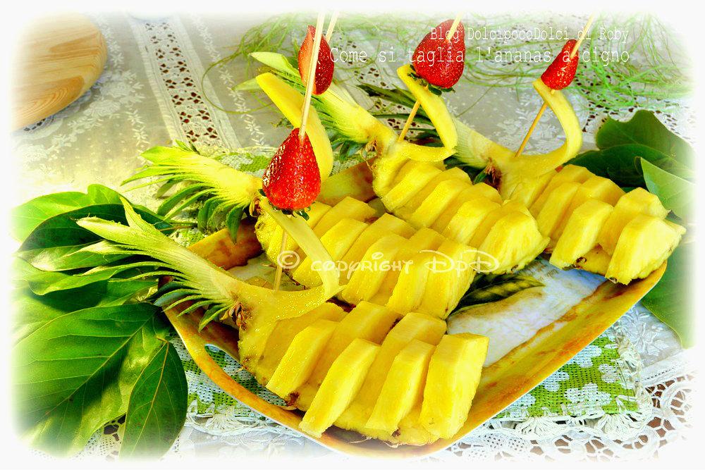 Ananas cigno