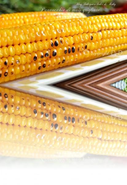 Pannocchie di mais grigliate