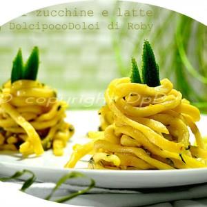 Pici-zucchine-e-latte-4
