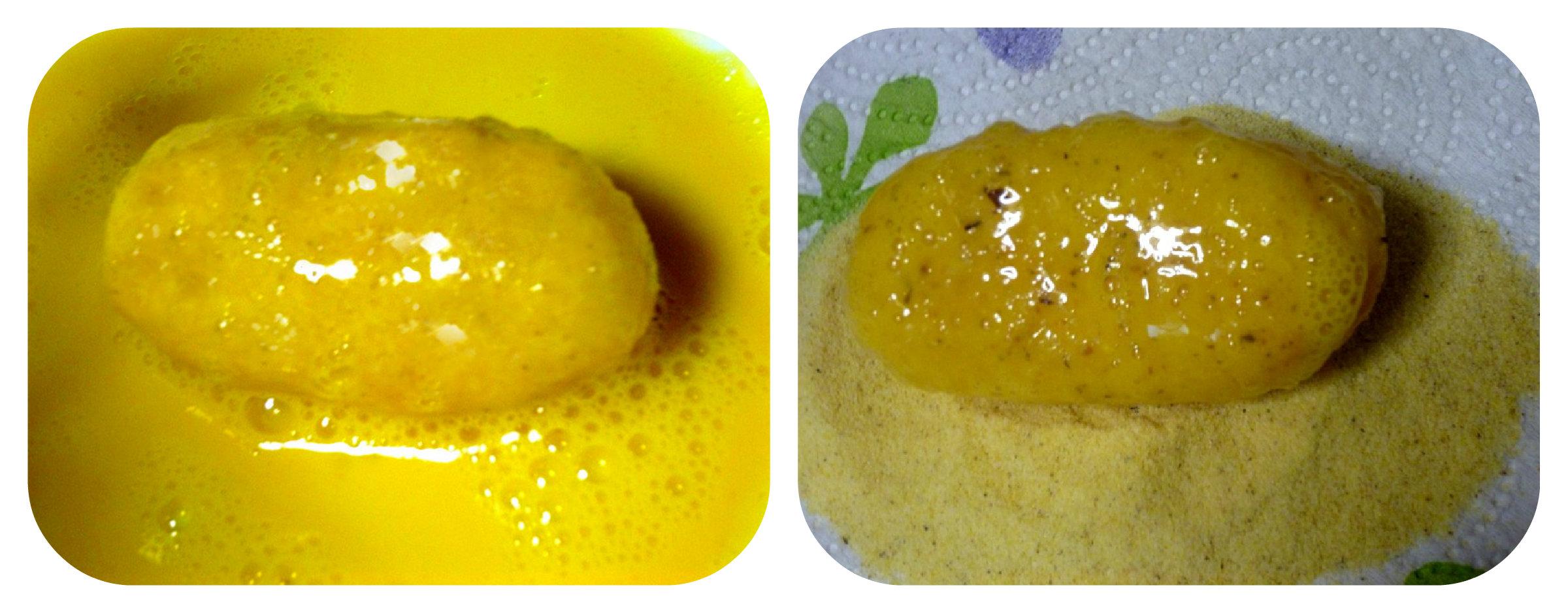 Suppli di polenta