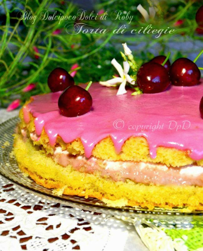 Torta di ciliegie 04