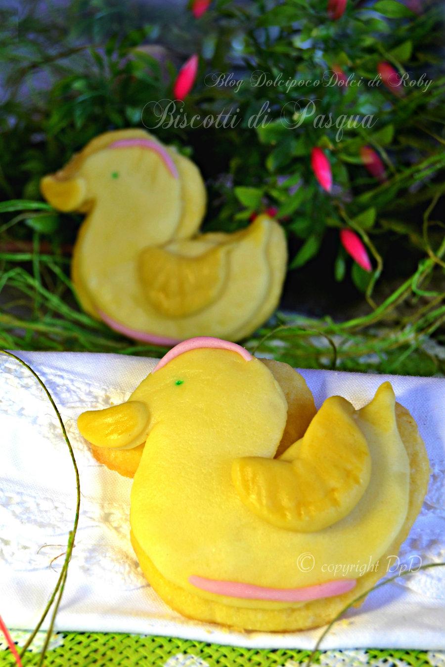 Biscotti di pasqua decorati - Uova di pasqua decorati ...