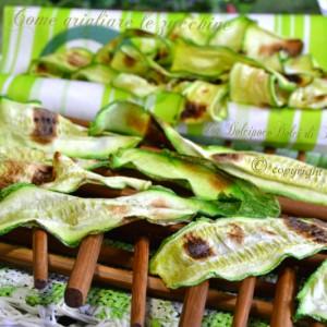 Come grigliare le zucchine g+