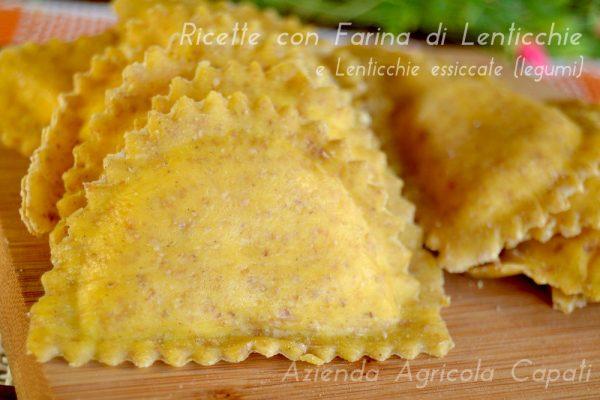 Ricette con farine di lenticchie 02