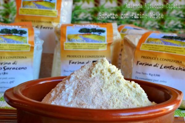 Ricette con farine miste