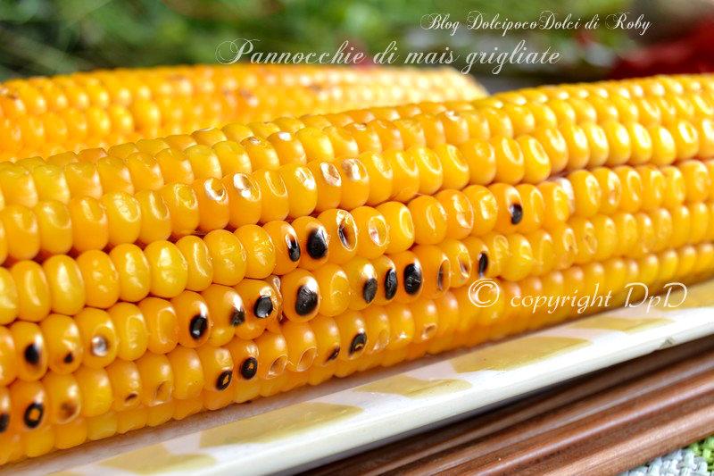 Pannocchie di mais grigliate3