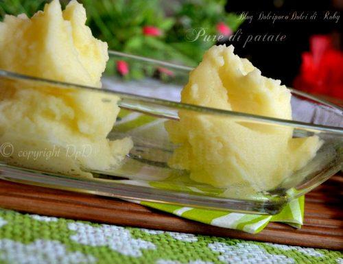 Pure' di patate cremoso