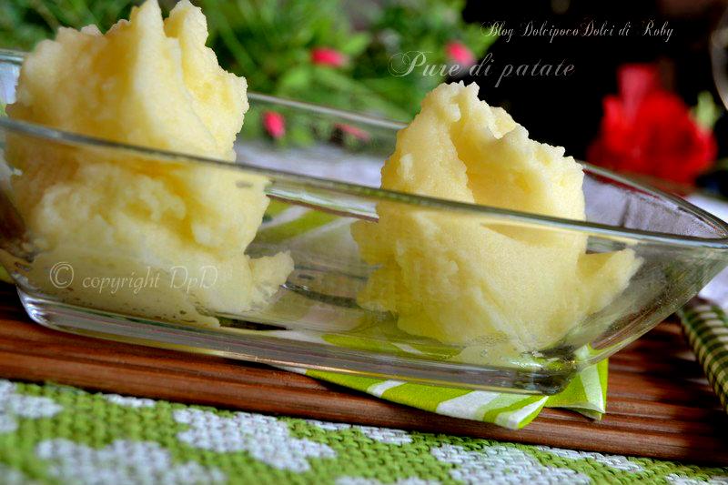 Pure' di patate