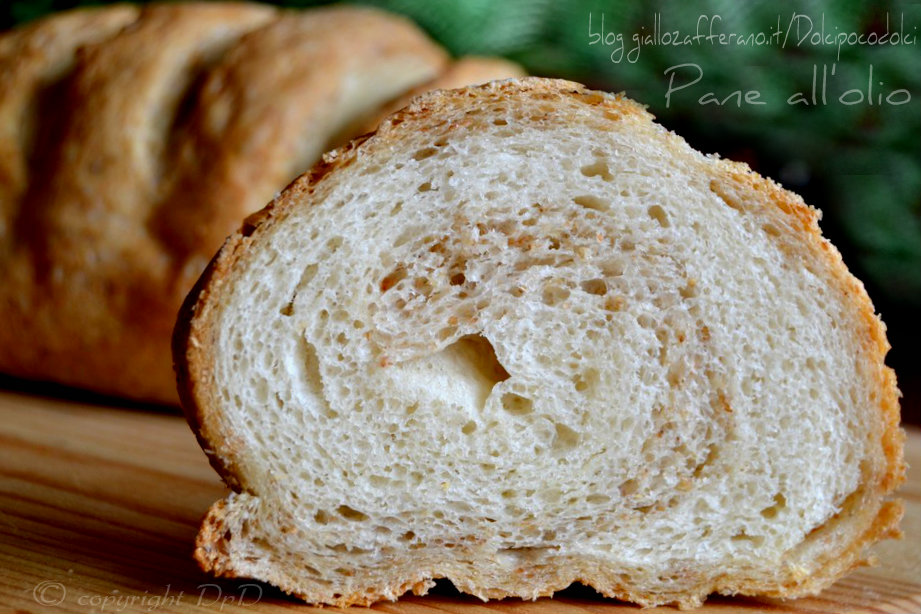 Pane all'olio