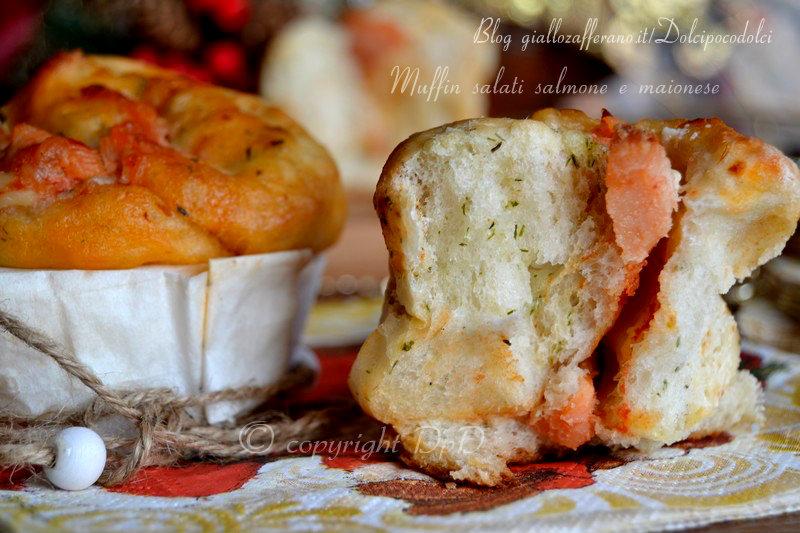 Muffin salati salmone e maionese 03