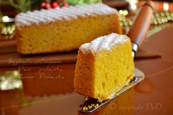 Pan polenta o amor polenta