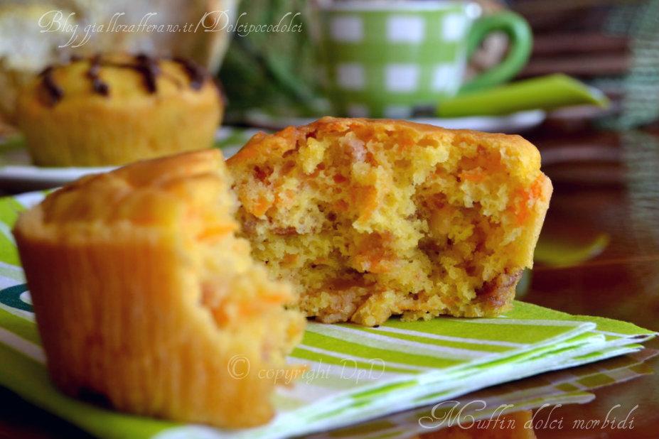 Muffin dolci morbidi 3