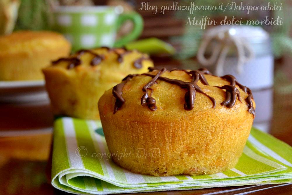 Muffin dolci morbidi 7