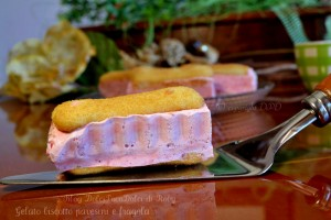 Gelato biscotto pavesini