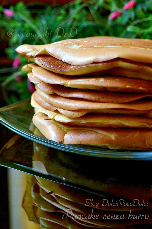 Pancake-senza-burro
