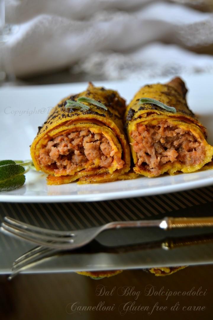 Cannelloni Gluten free di carne 4
