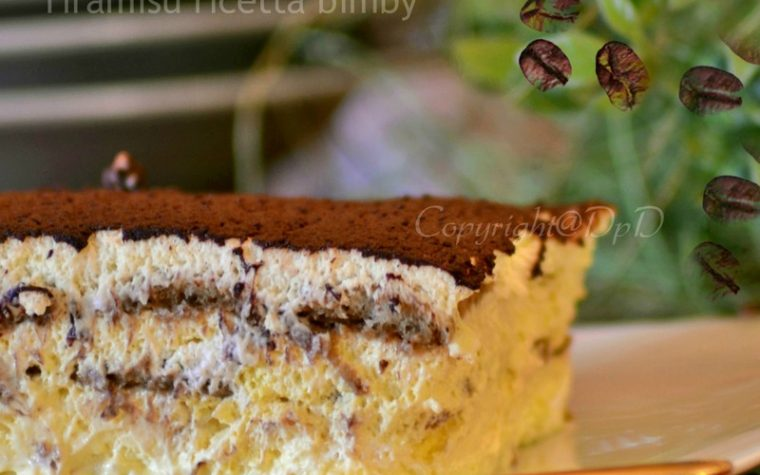 Tiramisu ricetta bimby 5 minuti