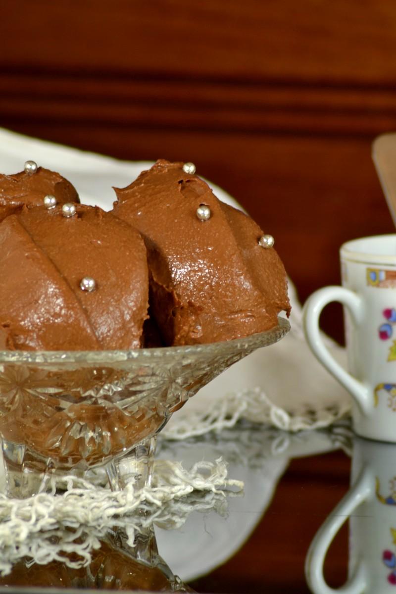 Cioccolato e panna da cucina crema perfetta
