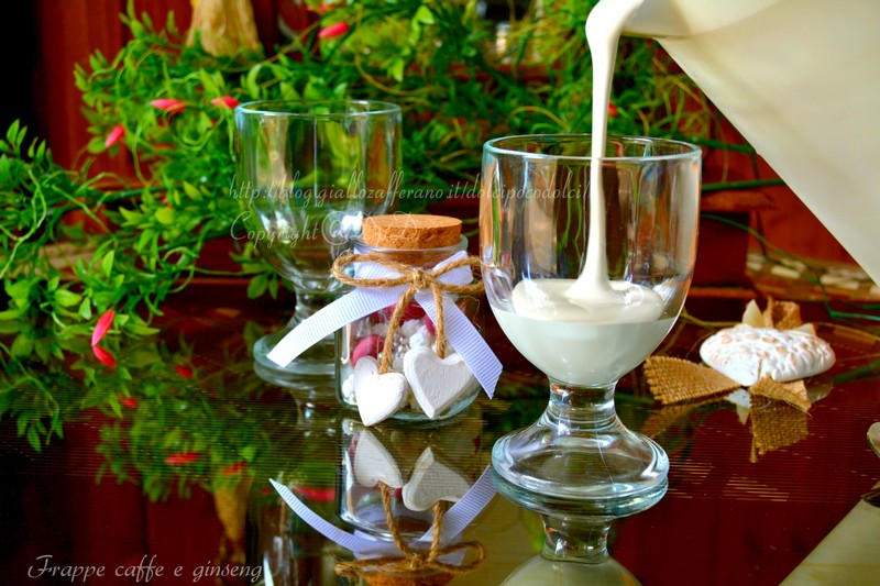 Frappe caffe e ginseng 1
