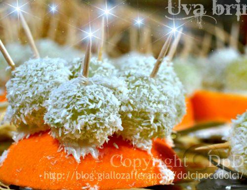 Uva brinata ricetta portafortuna Capodanno
