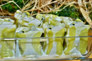 Fagottini ricotta e spinaci pasta fresca al forno