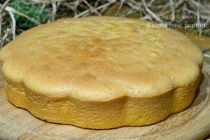 Ricetta base per torte senza burro morbidissima