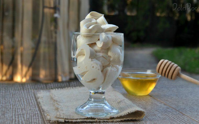 Crema per farcire merendine panna miele e cioccolato