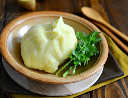 Pure' di patate bimby