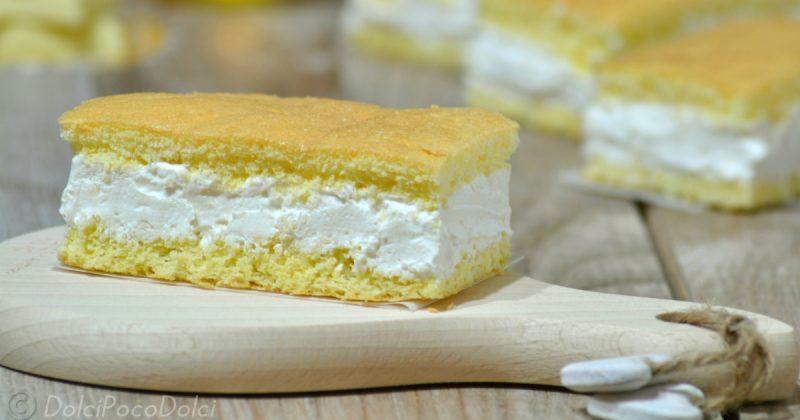 Merendine alla Crema di Cioccolato Bianco Panna e Miele