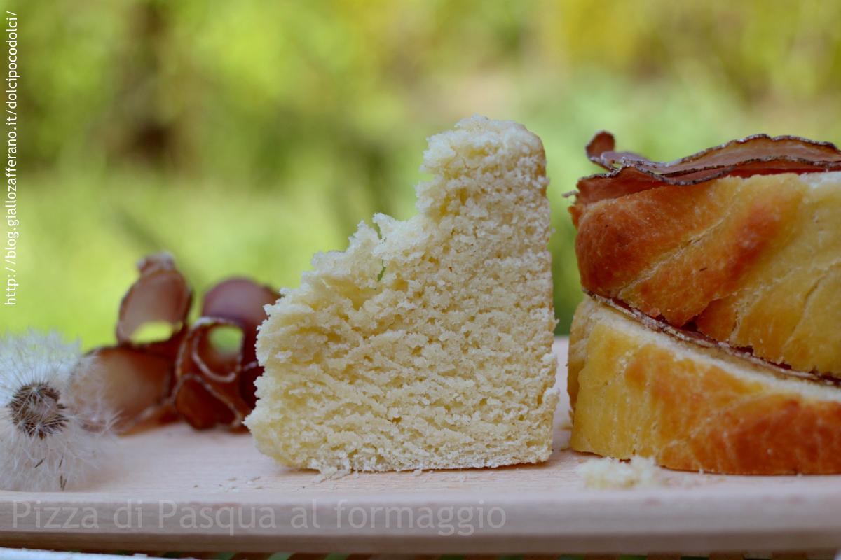 Ricetta torta di pasqua al formaggio bimby