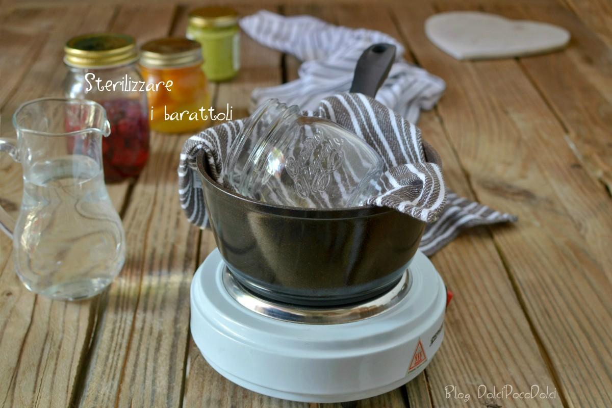 Come Sterilizzare Vasetti Per Conserve come sterilizzare i barattoli in pentola forno lavastoviglie