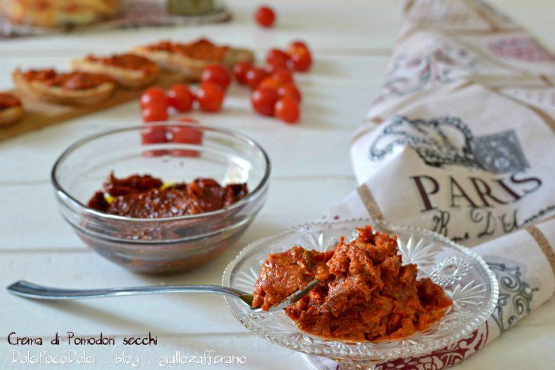 Crema di Pomodori Secchi Fatta in Casa