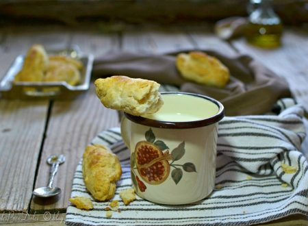 Biscotti inzupposi senza zucchero friabili