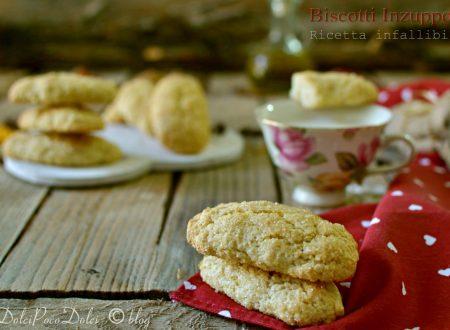 Biscotti per colazione inzupposi ricetta – Senza uova burro lattosio