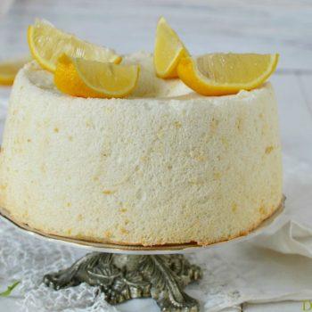Torta degli Angeli o Angel Cake
