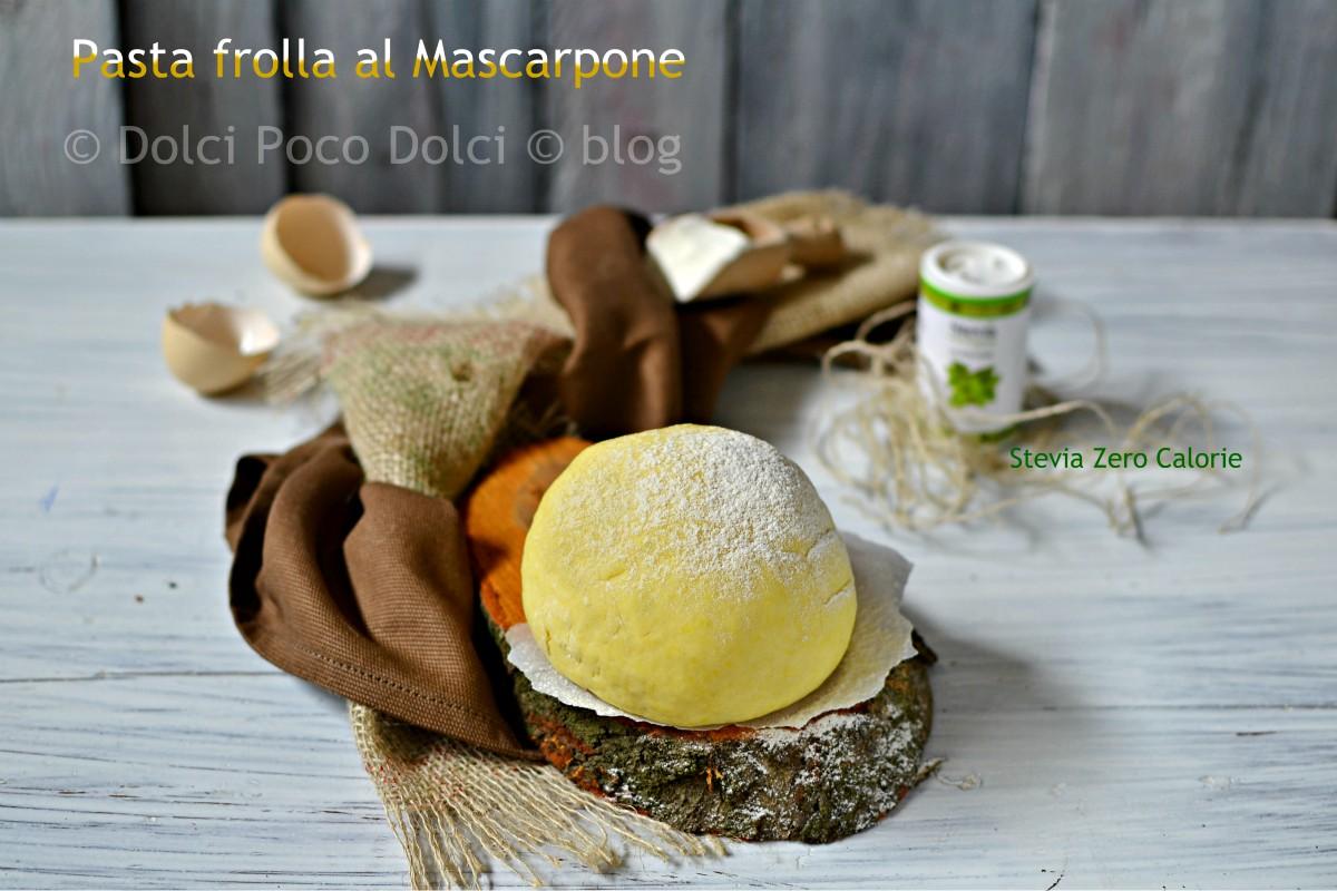 Pasta frolla al mascarpone