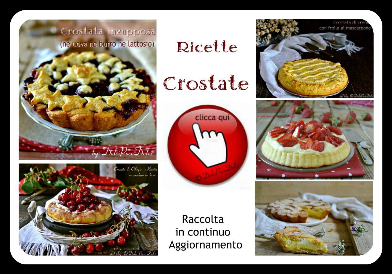 Ricette Crostate